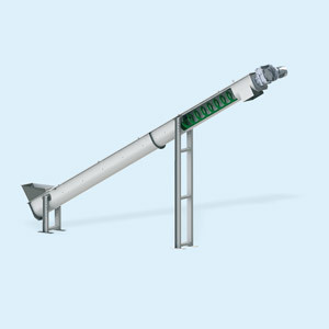 Screw - Auger conveyor for dosing and transport materials. Design manufacture | SEFT