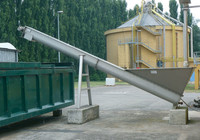 Grit Removal - Sand Separator - Oil and Grease Removal wwtp | SEFT