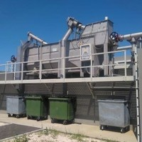 Compact Units Pretreatment Plants WWTP | SEFT